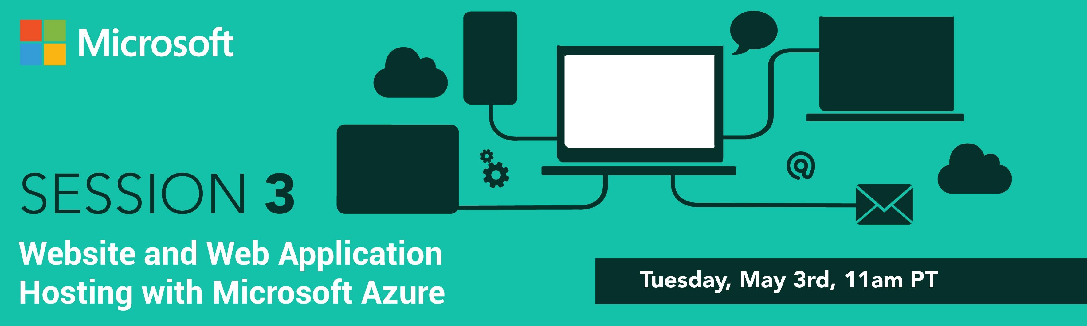 Azure Edu Webinar - Session 3